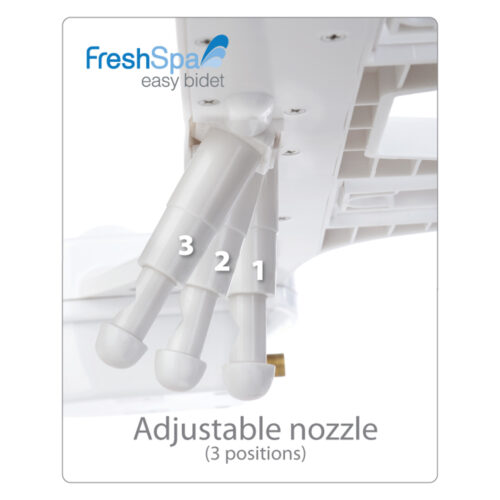 FreshSpa dual Temp Bidet Adjustable Nozzle