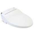 Clear Water Bidets, Galaxy GB-5000 Bidet Seat with lid closed