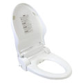 Clear Water Bidets, Galaxy GB-5000 Bidet Seat with open lid