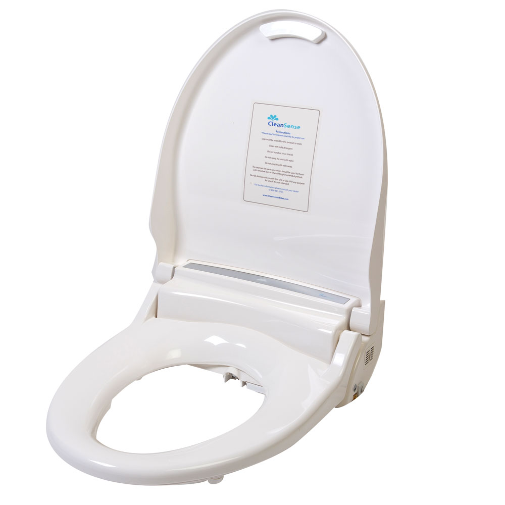 Clear Water Bidets, Clean Sense Dib 1500R Bidet Toilet Seat