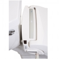 Clear Water Bidets, Clean Sense dib-1500R Bidet Toilet Seat mounted
