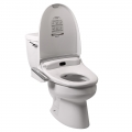 Clear Water Bidets, Novita BG90 side panel bide toilet seat