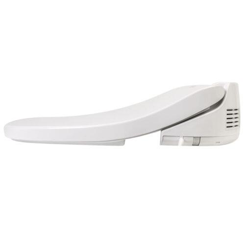 Clear Water Bidets, Novita BN-330 Bidet Toilet Seat profile