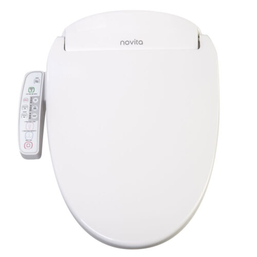 Clear Water Bidets, Bidets Seat, Novita BN-330 bidet toilet seat image
