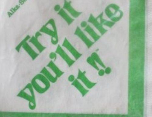 Try it, you'll LIKE it!
