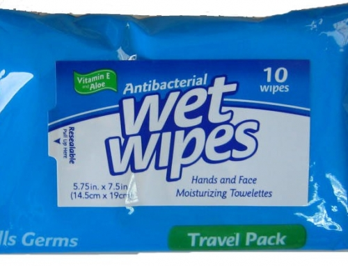 Wet Wipe Wasteland