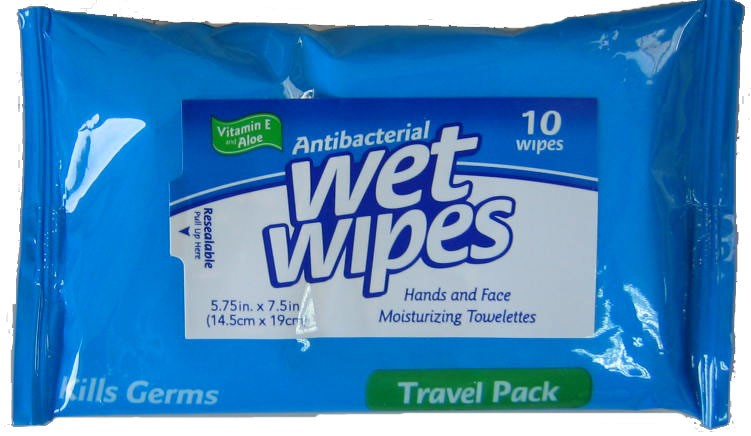 Wet wipes are clogging sewer systems nationwide