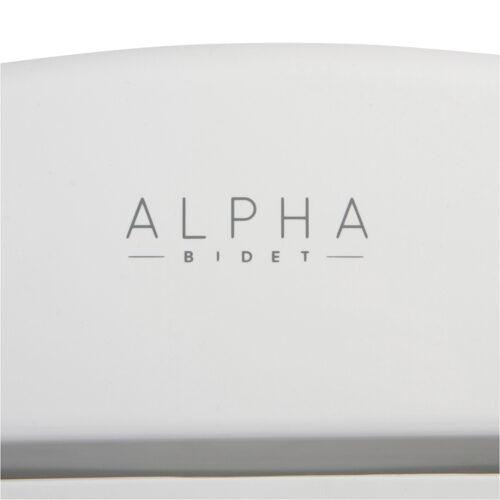 All New Alpha Bidet