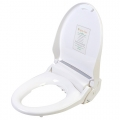 Clear Water Bidets, Infinity XLC-3000 Bidet Seat with lid open angle right