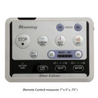 Blooming NB-R1063 Silver Edition Remote Control